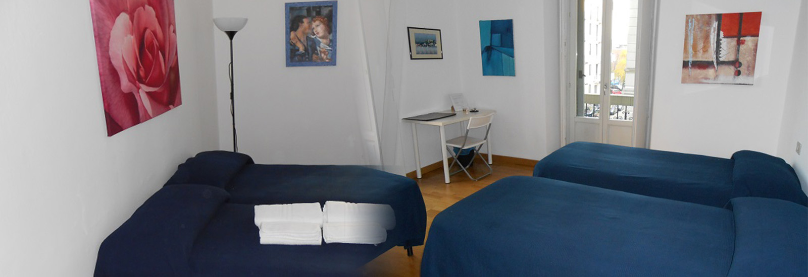 Home bed breakfast aldebaran milano for Bed and breakfast milano